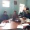 Reunión de planificación presupuestaria entre las autoridades y técnicos del GAD Cantonal de Cañar y GAD parroquial de Honorato Vásquez